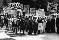 LHRAA March on Washington - Marchers | by elcaarchives