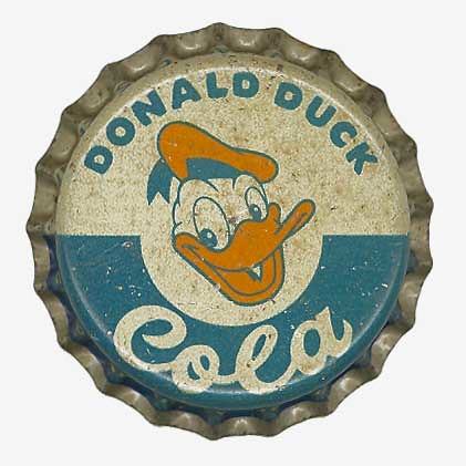 Donald Duck Cola | by Neato Coolville