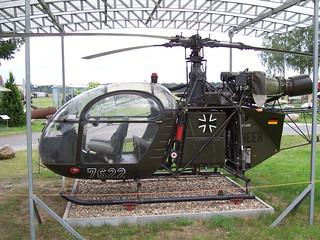 Aerospatiale SE-3130 Alouette II