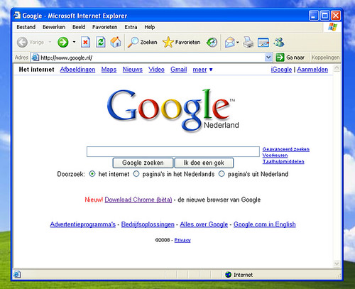 Google Chrome | by thms.nl