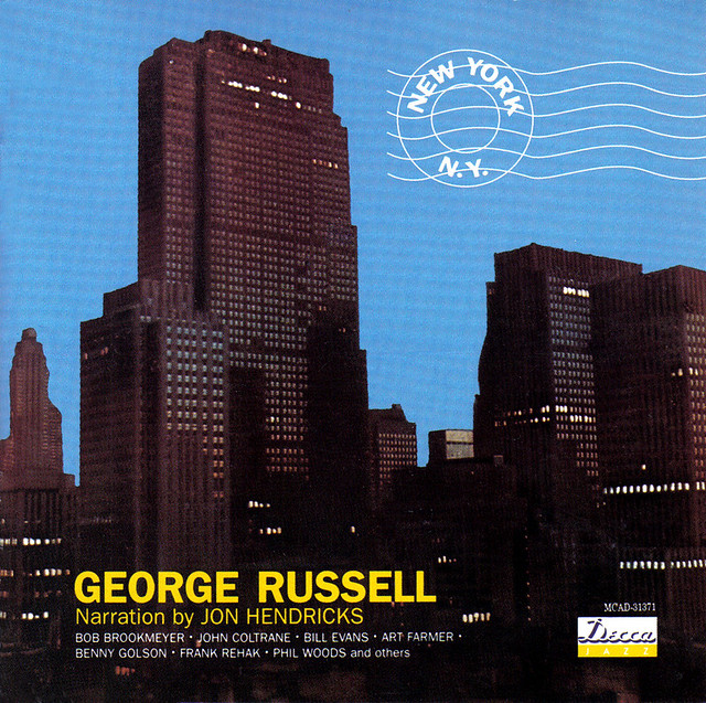 George Russell - New York Big Band