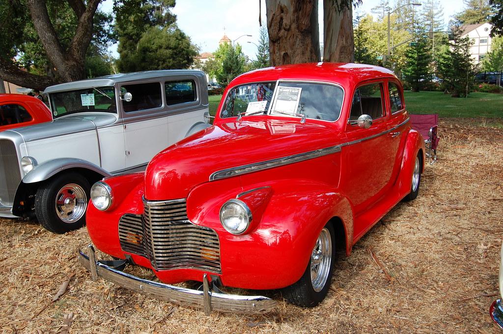 Redwood City Chevrolet >> 1940 Chevrolet | Horses to Horsepower 2008, Sequoia High Sch… | Flickr