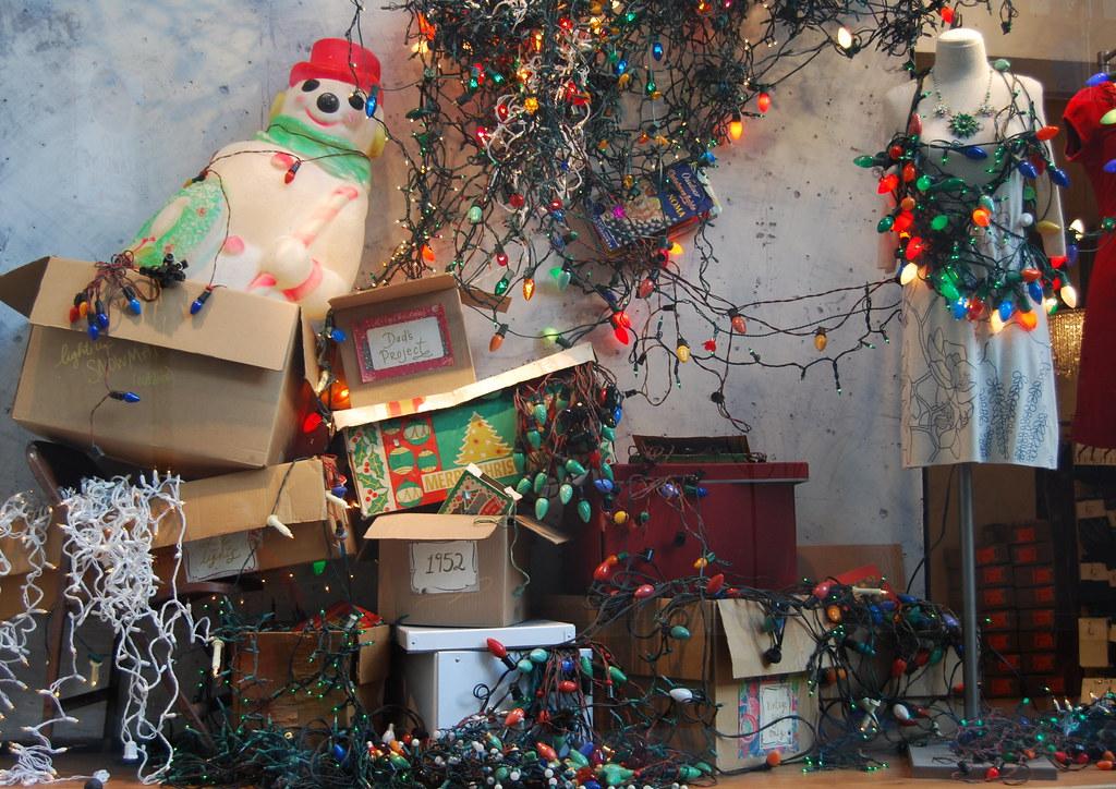 Anthropologie Tangled Christmas Lights Christmas 2008