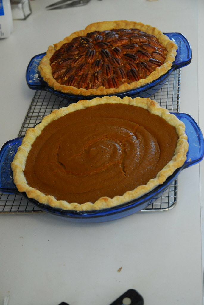 Pumpkin Pecan Pie Food Network