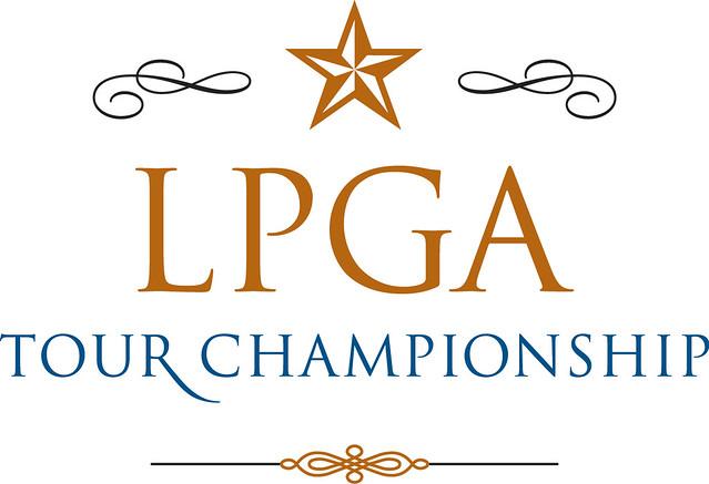 lpga logo design tour championship logo design