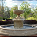 Fountain at Kingwood Center