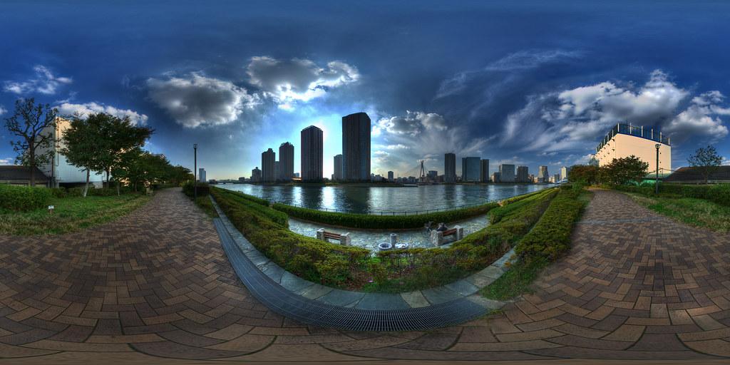 Ecchujima park | Please enjoy in the interactive viewer ...