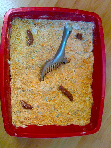 Cat Litter Cake (iphone snaps) | by xeni