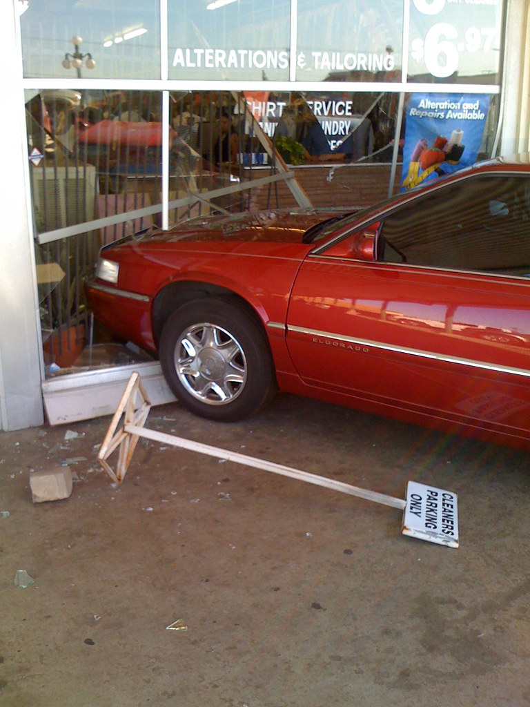 Slamming The Gas Tweet Car Accident