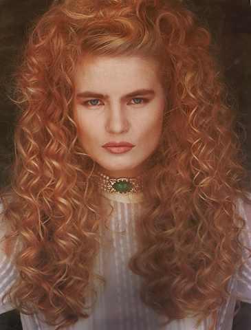 80s Hairstyle 16 Amara Flickr