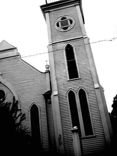 Apalachacola Church | by sheimagines909