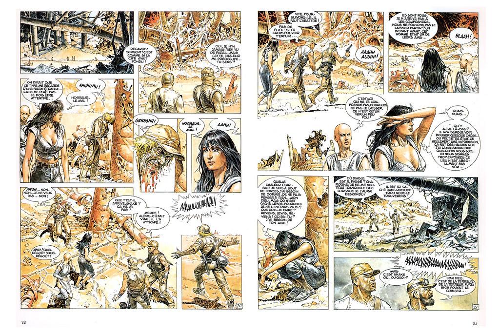 комиксы друуна