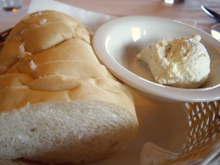 Bread and Garlic Spread at Robin's Italian Cafe | by swampkitty
