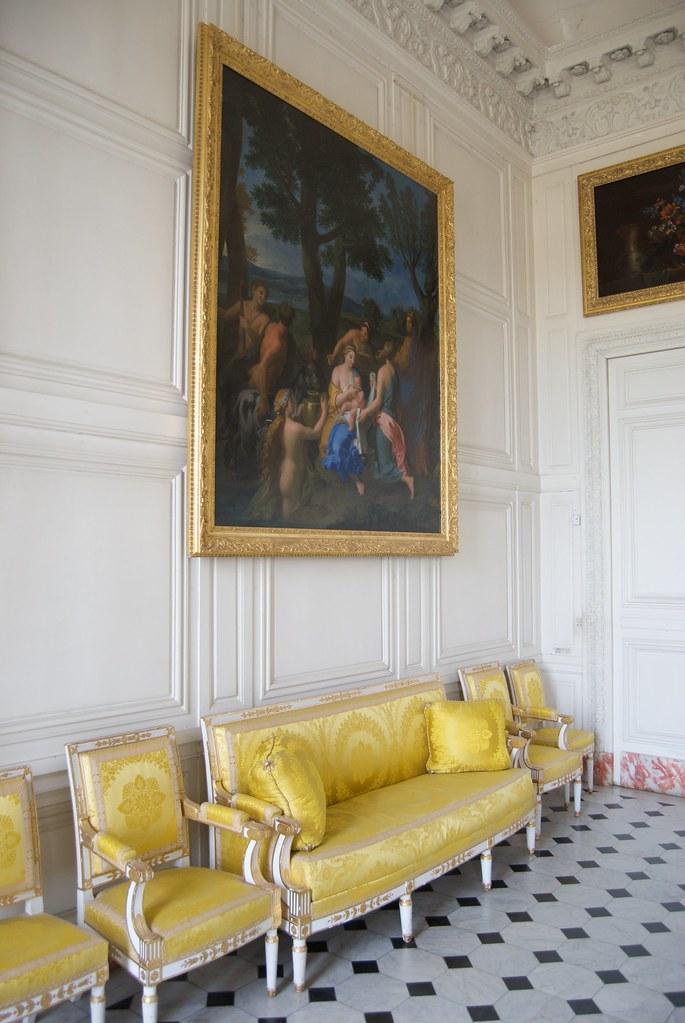 Salon des seigneurs le grand trianon jean christophe - Salon christophe robin ...