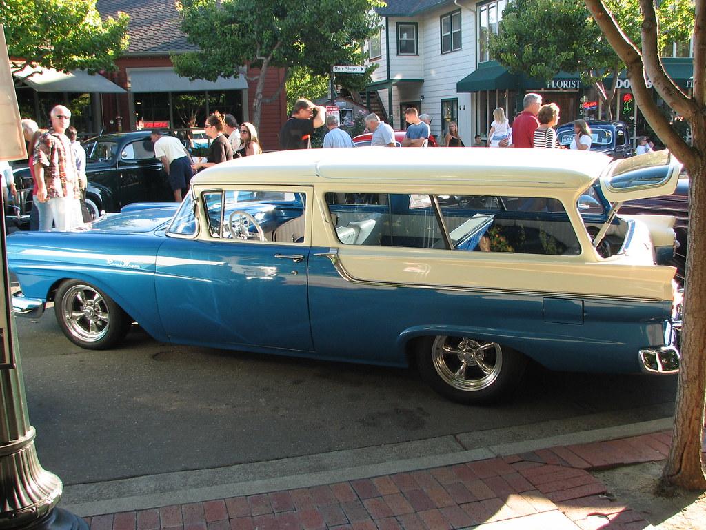 1957 ford 2 door ranch wagon custom 39 5pcb986 39 7 for 1957 ford 2 door ranch wagon sale