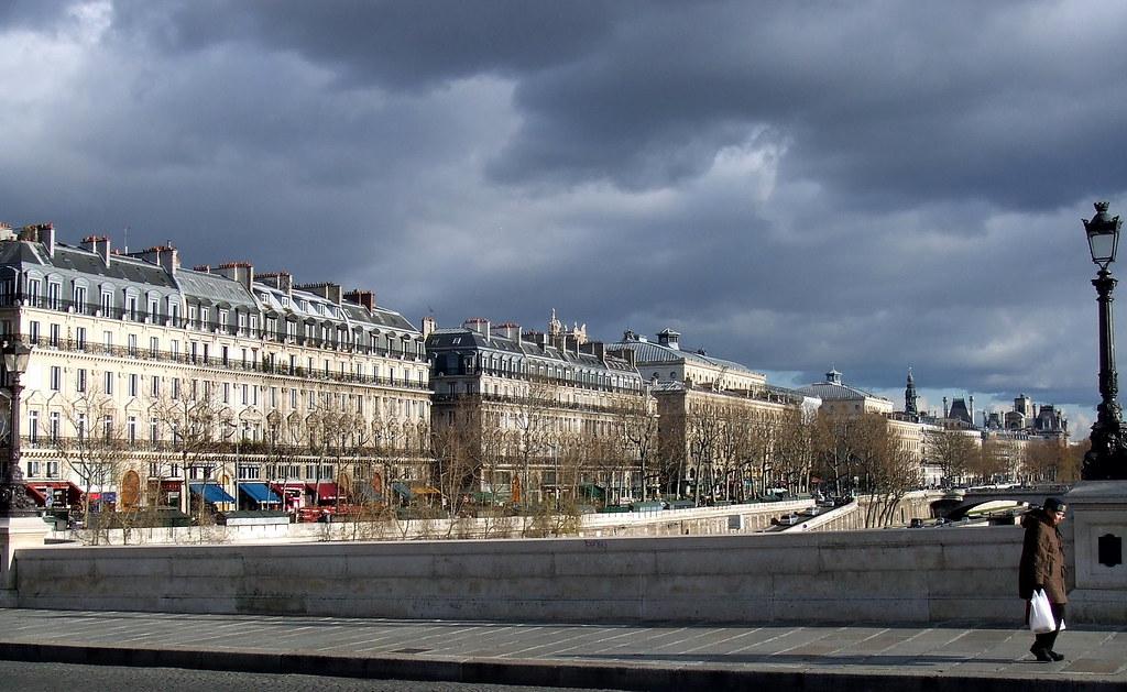 quai de la m gisserie depuis le pont neuf paris france flickr. Black Bedroom Furniture Sets. Home Design Ideas