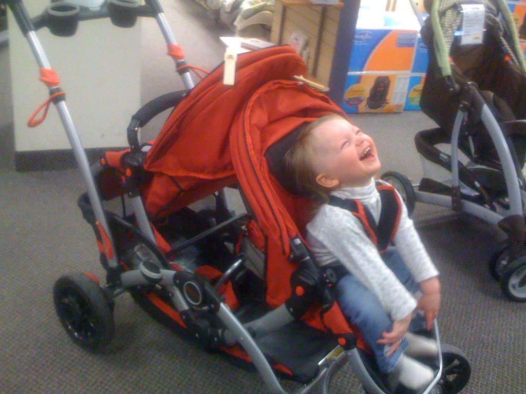 Kolcraft Contours Options Tandem Stroller Car Seat Compatibility