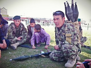Afghanistan's most heavily armed man | by peretzp