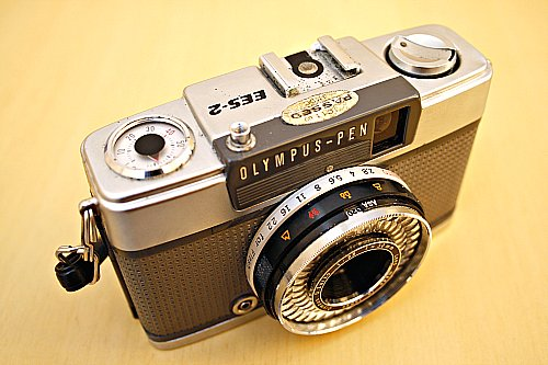 Olympus Pen The Pen Series Is A Family Of Half Frame