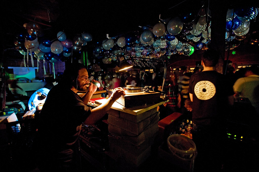 David Mancuso @ The Loft Party   Shoreditch - London   Flickr