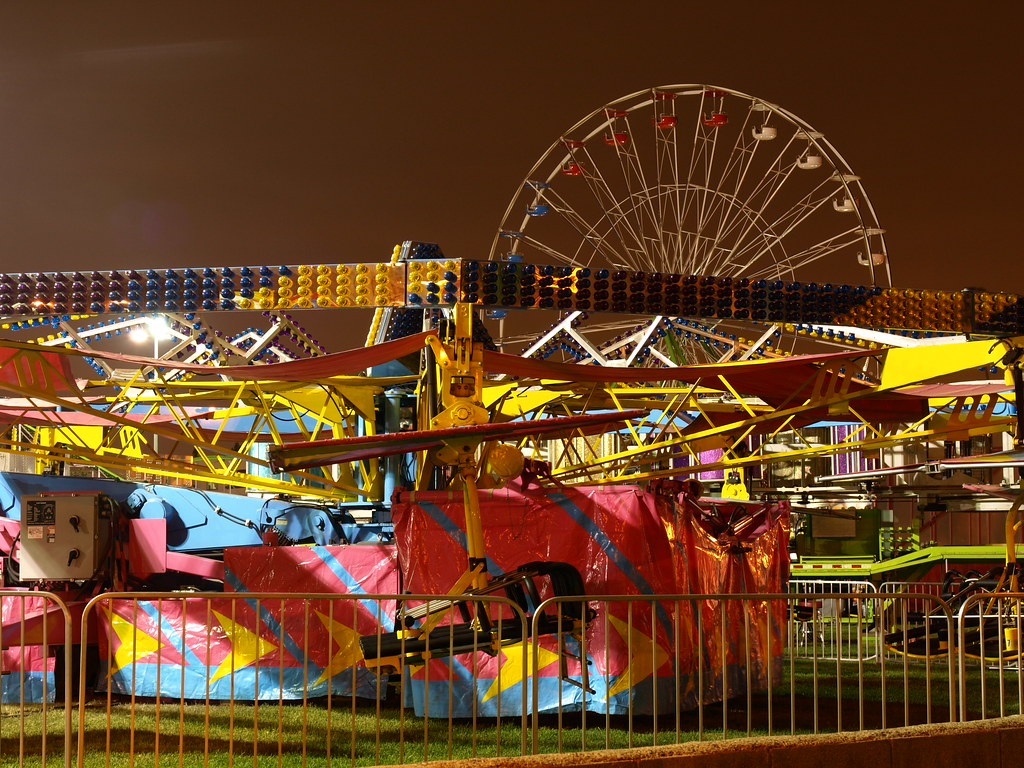 Night 5 - getting ready for the strawberry festival | Flickr
