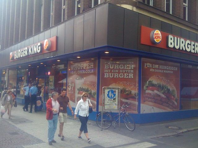 burger king frankfurt flickr photo sharing. Black Bedroom Furniture Sets. Home Design Ideas