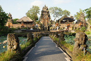 Saraswati Temple, Ubud, Bali | by Stephen Hill