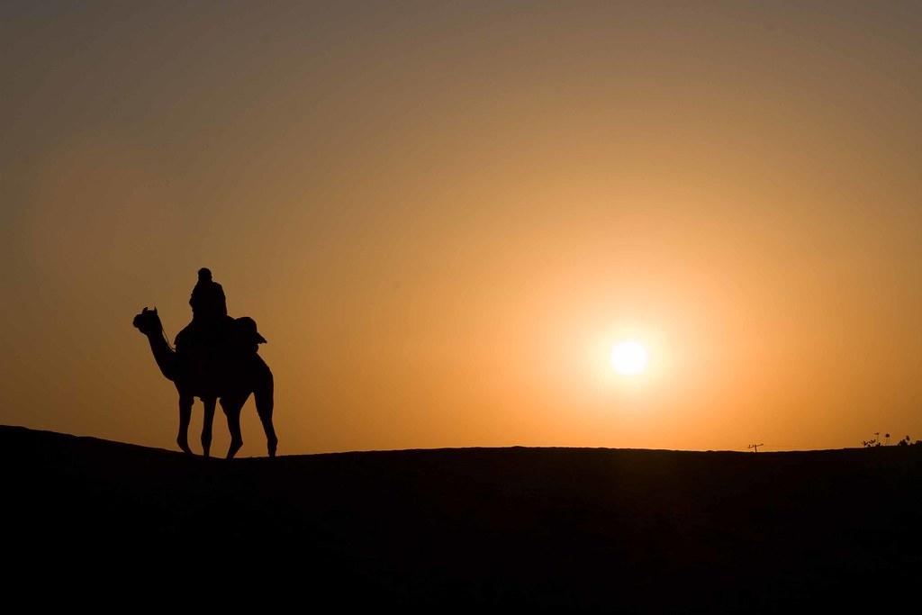 top thar desert sunset - photo #43