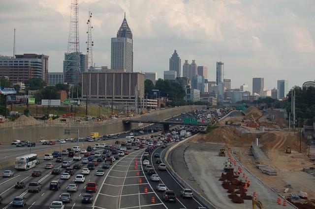 Image result for Atlanta traffic Jam