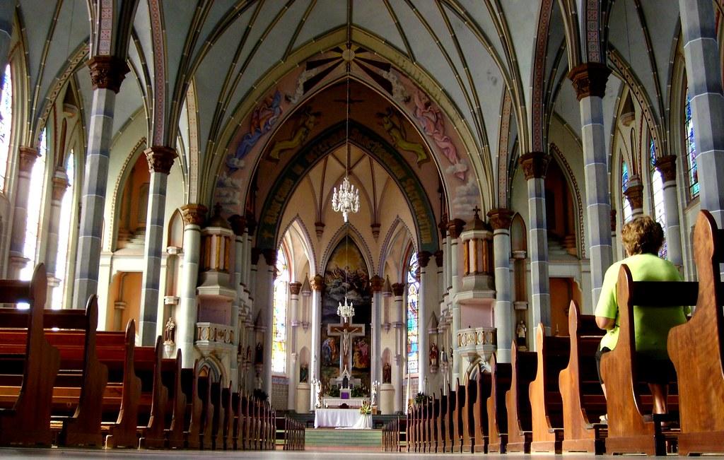 Catedral de s o jo o batista santa cruz do sul rs brasi for A mobilia santa cruz do sul