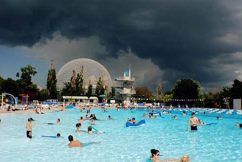 Piscine Du Parc Jean Drapeau Montreal Flickr Photo Sharing