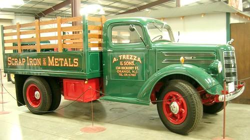 1948 Mack Truck : Mack eg stake bed flickr photo sharing