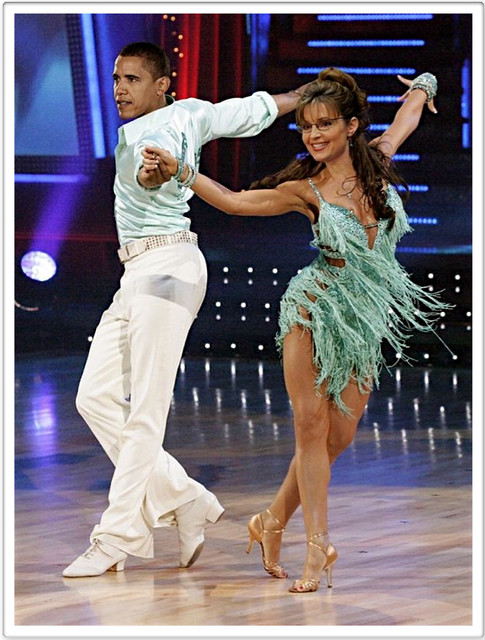 Obama Dancing With The Stars Featured On Www