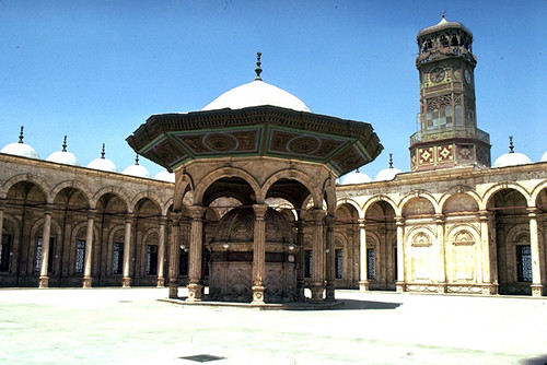Credit One Apply >> The Mosque of Muhammad Ali Pasha, Cairo Citadel: The ablut… | Flickr