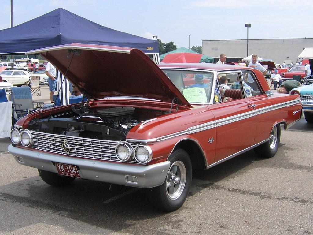 1962 Ford Galaxie 500 Xl 406 Bill Cook Flickr