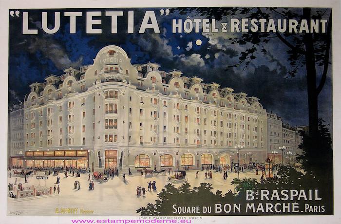 Lvmh Hotel Paris