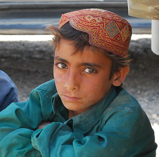 A typical village kid in Eastern Balochistan | by Nasha Ila