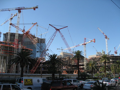 Vegas CityCenter Construction | by eflon