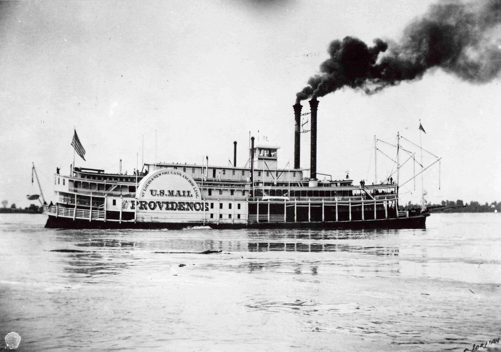 Steamboat Quot Providence Quot Description Steamboat