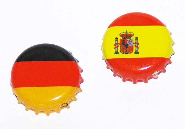 deutschland vs spanien