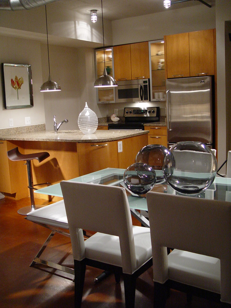 Glass Dining Room Sets For