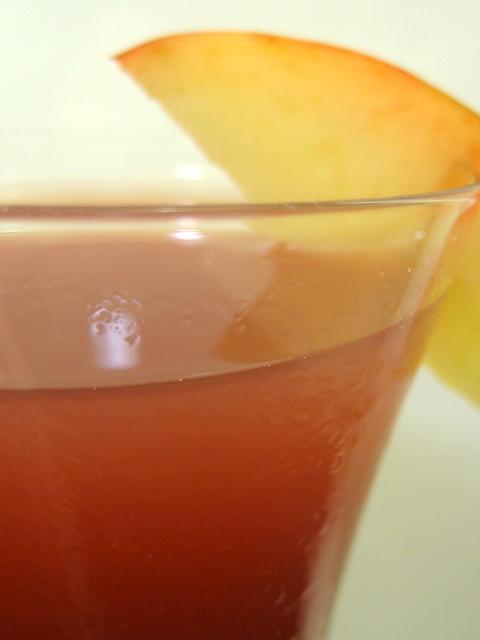 Blackberry-Nectarine Agua Fresca | Blackberry-Nectarine Agua ...