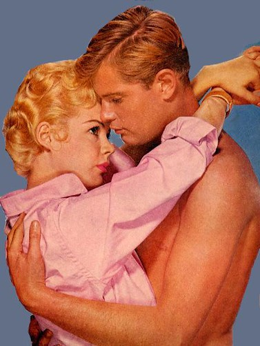 Troy Donahue and Sandra Dee - Summer Place 1959 | TikiLizzy | Flickr