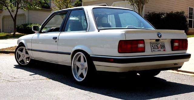 E30 Azev Wheels L Amp L Gio Flickr