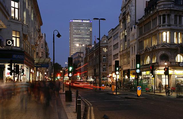 London Centre Point 1966 117m David Bank Flickr