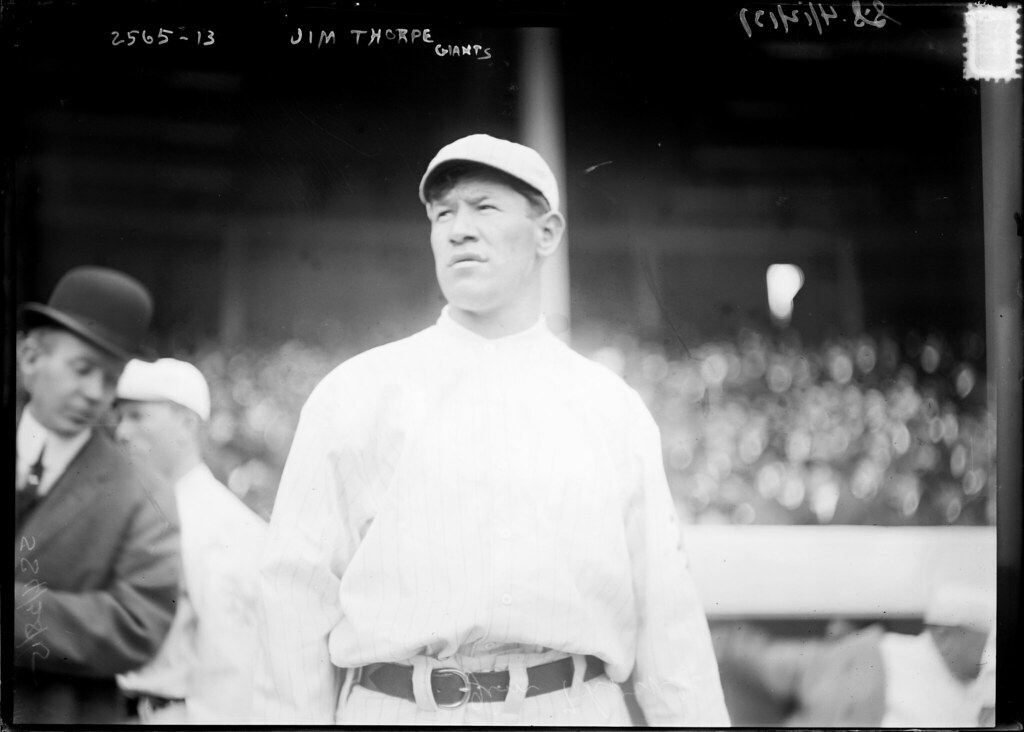 jim thorpe  york giants  jim thorpe  york gia flickr