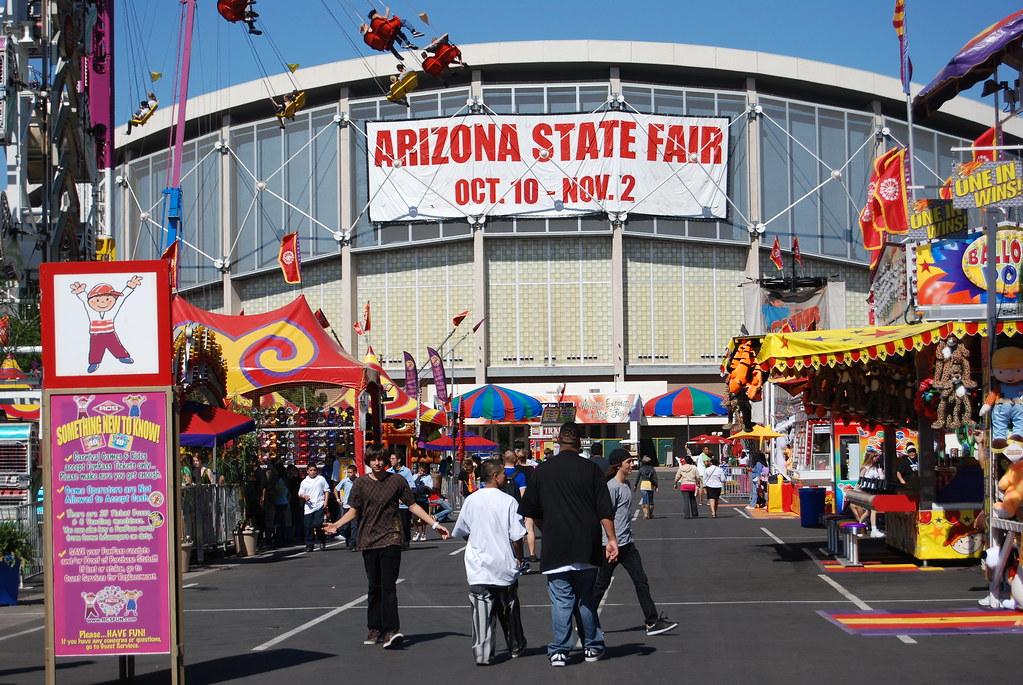Az State Fair Food