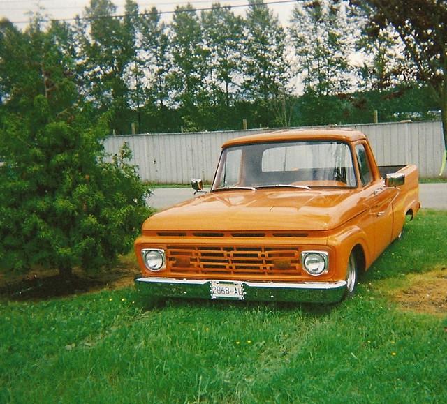 1964 Ford F 100 Pickup Truck