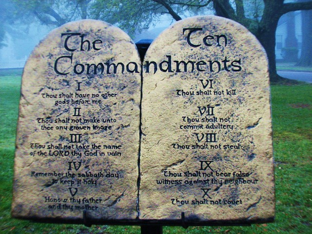 Image result for commandments