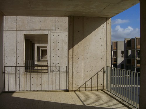 Louis Kahn's Salk Institute | by dreamsjung